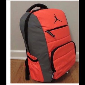 Jordan HYPER jumpman backpack NWT